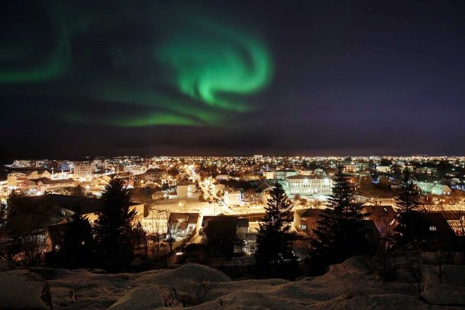 what to see in reykjavik