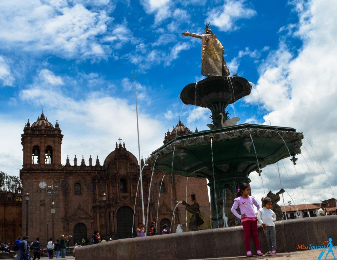Cusco Inca empire Peru Machu Picchu