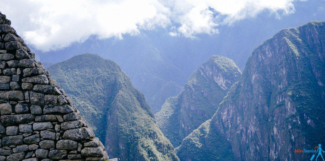 Machu Picchu montana Peru