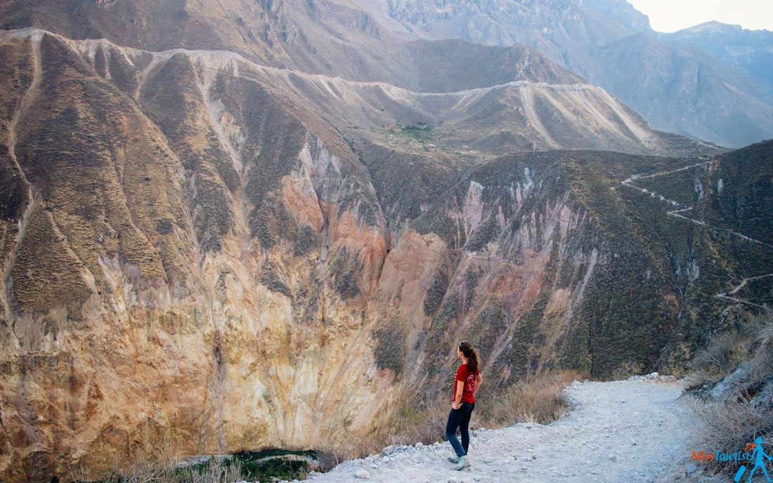 Peru travel blog colca canyon