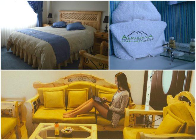 Almudena Apart Hotel La Paz