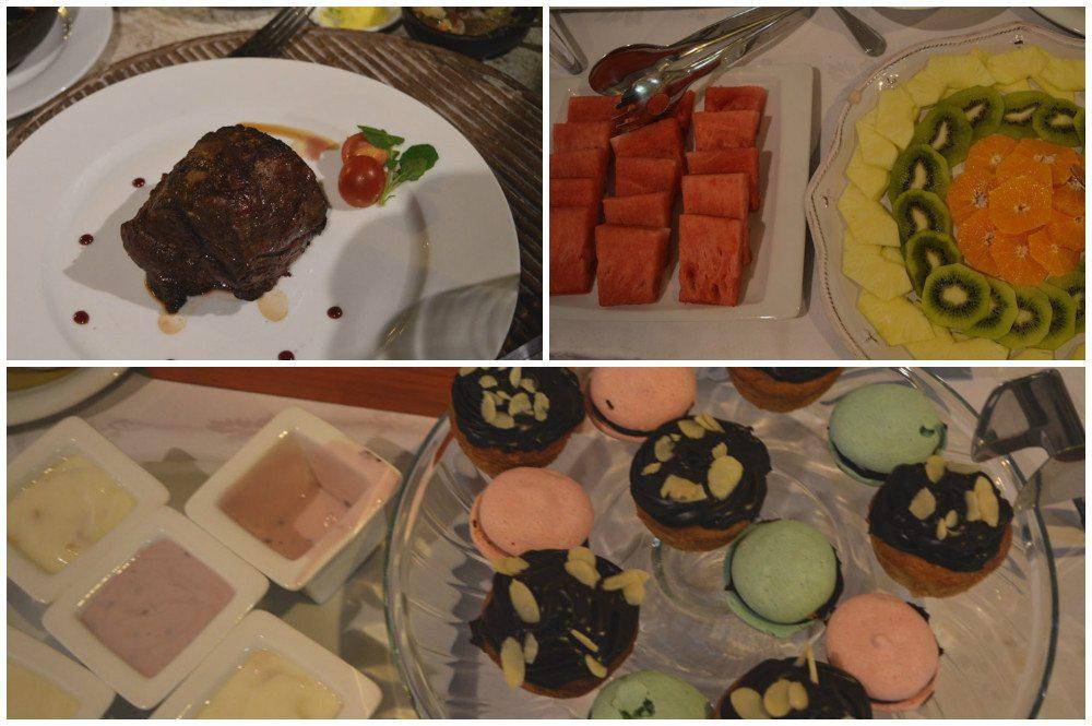 Casa Silva breakfast