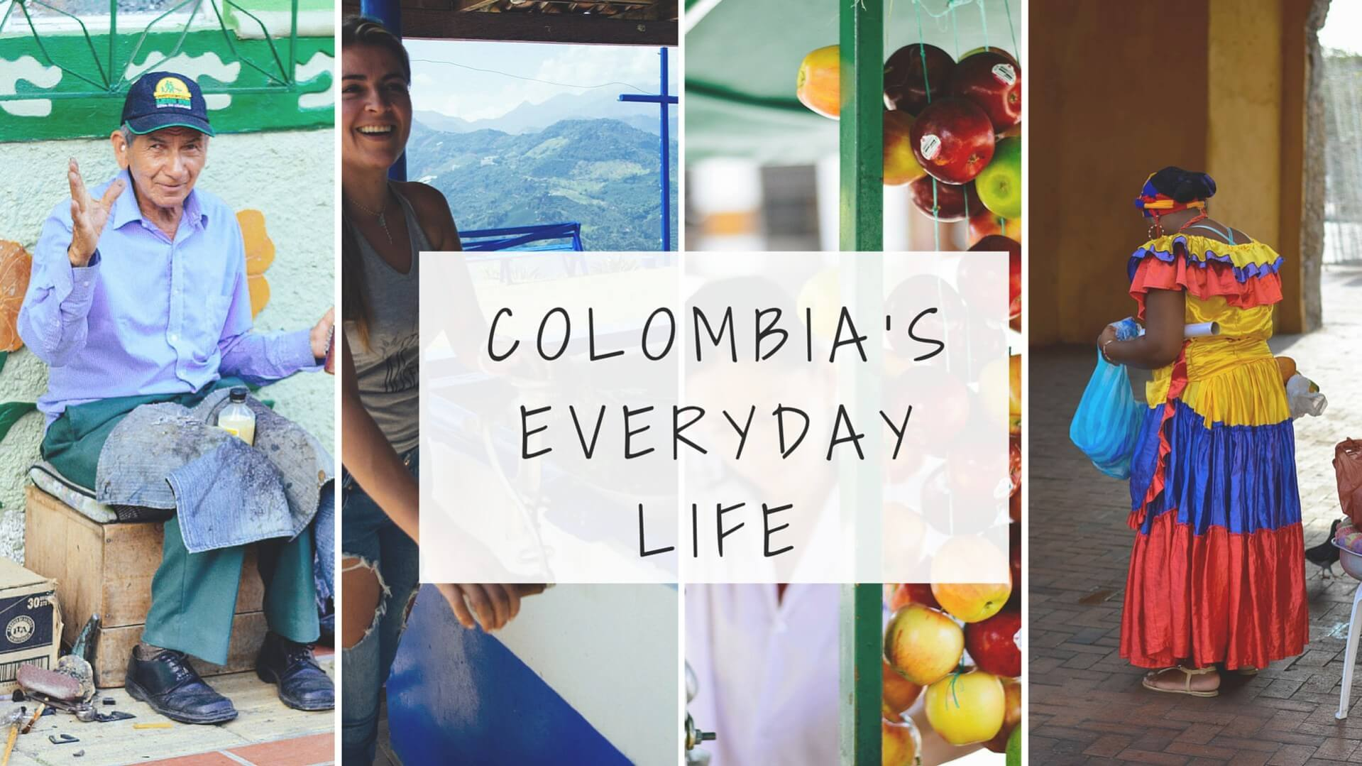 Colombia s everyday life 3