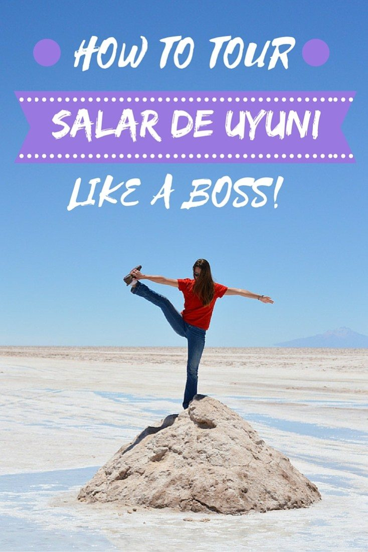 How to tour Salar de Uyuni Like a boss Misstouristcom2