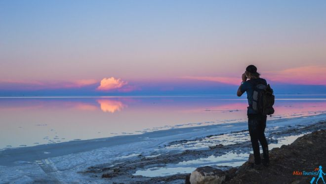 Salt flats bolivia photographer world's largest salt flat