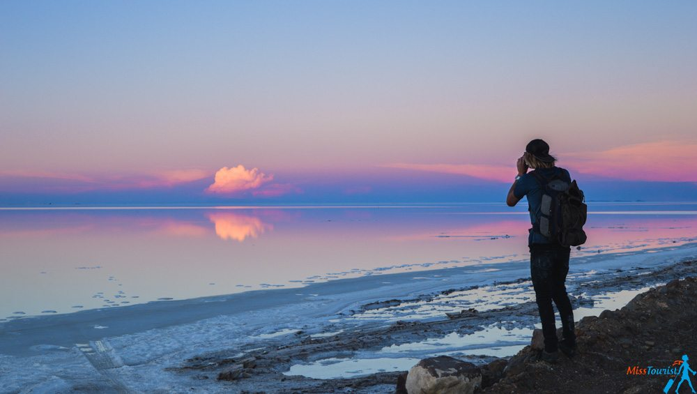 Salt flats bolivia photographer