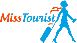 Miss Tourist | Travel Blog Retina Logo