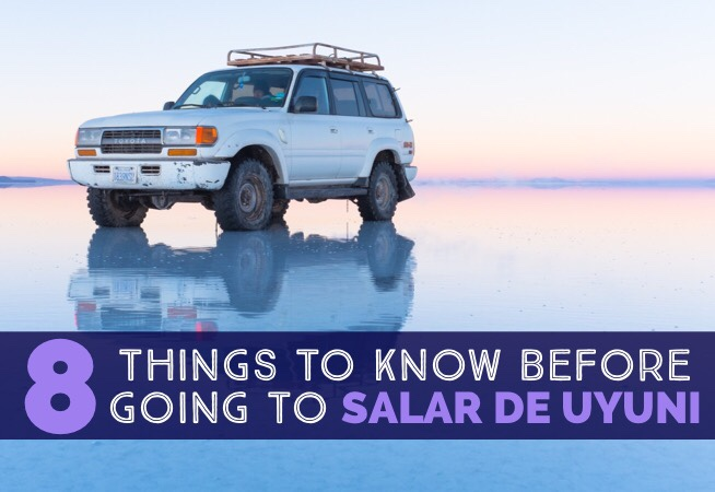 8 Things You Need To Know Before Your Bolivia Salt Flats Tour in Uyuni