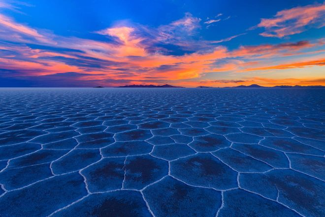 8 Things You Need To Know Before Your Bolivia Salt Flats Tour in Uyuni sunset salt fields bolivia