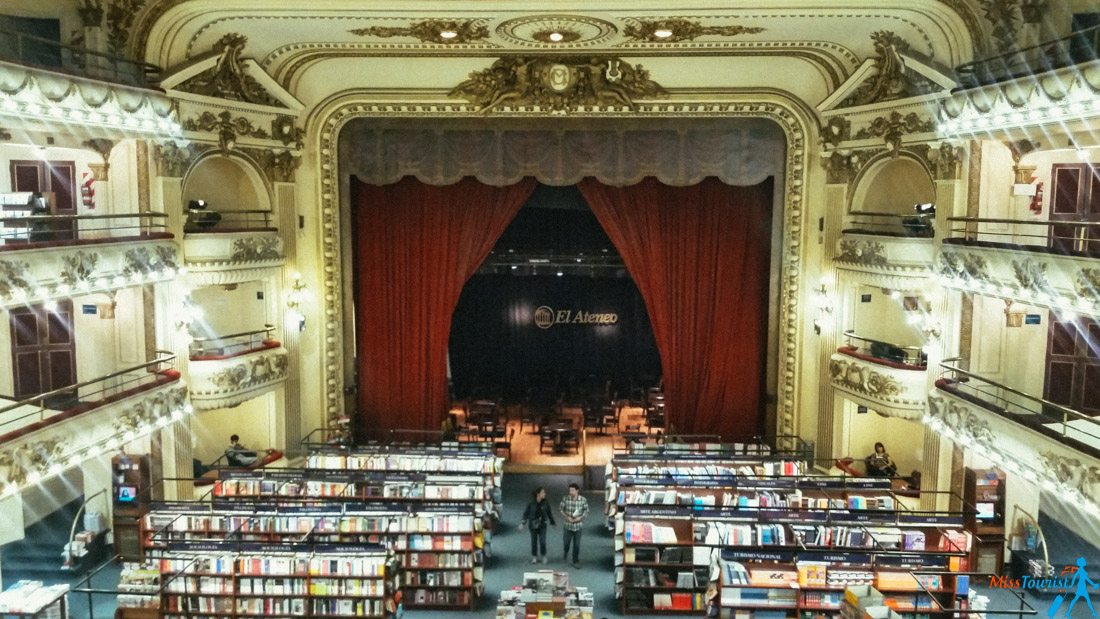 El Ateneo Libraria Buenos Aires