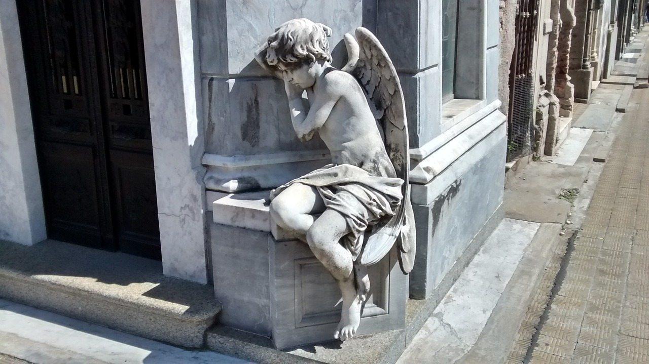 Evita recoleta cemetery Buenos Aires