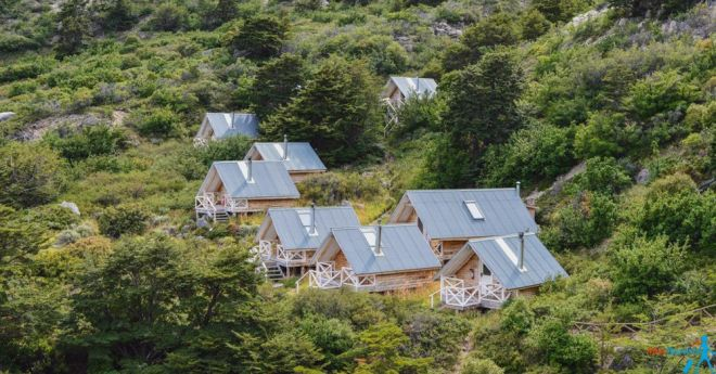 Hotels in Torres del Paine national Park
