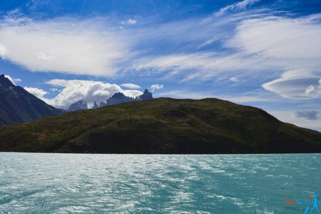 Lago Pehoe Torres del Paine Chile