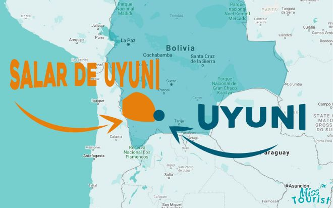 where is salar de uyuni