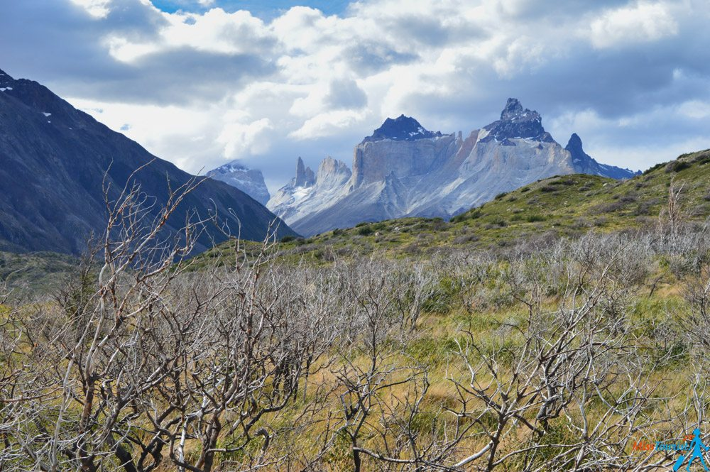 weather torres del paine