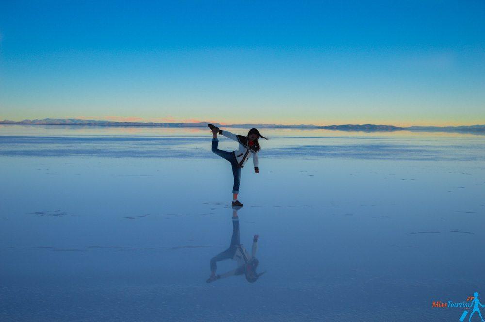 Salt flats Bolivia pictures