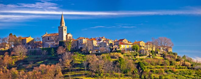 8 Charming Towns In Istria Croatia You Should Visit groznjan