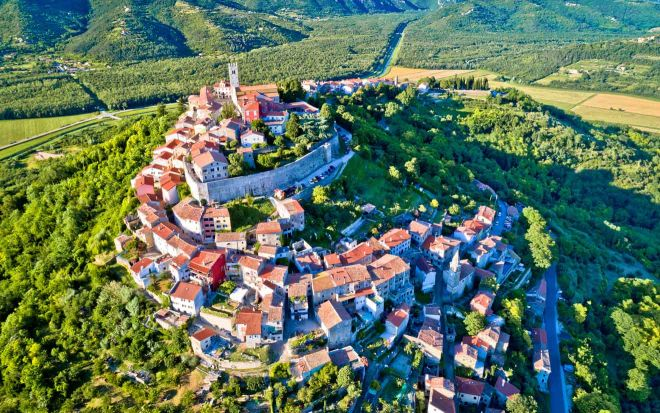 8 Charming Towns In Istria Croatia You Should Visit istria 2