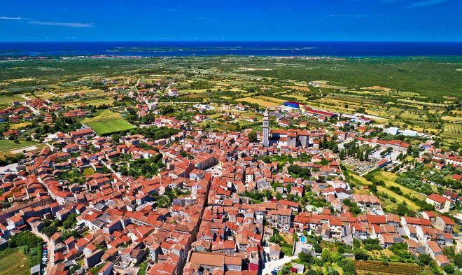 8 Charming Towns In Istria Croatia You Should Visit panoramic view istria from above
