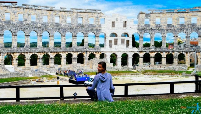 pula coliseum croatia istria things to do in istria