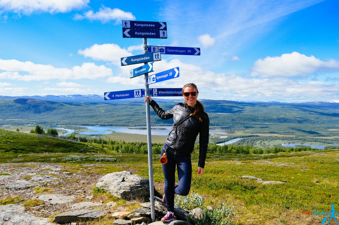 hiking-in-sweden-lapland-nature