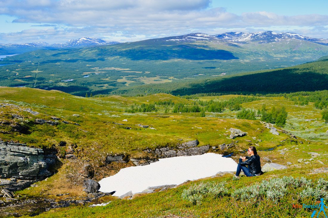 kungsleden-trail-swedish-lapland