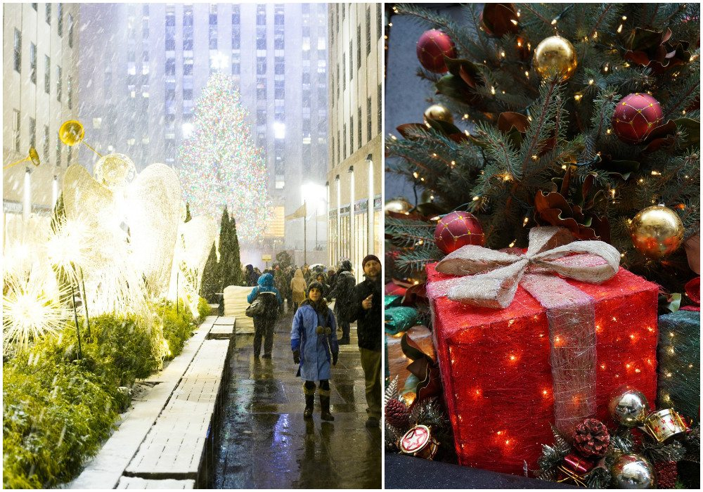 9 Places To Feel The Festive Season In New York | Miss ...