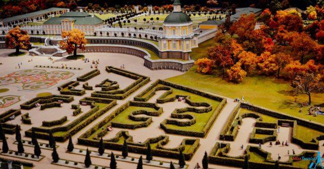 Grand Maket Show Museum saint petersburg russia