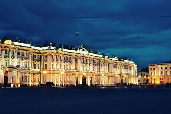 Hermitage museum Saint Petersburg Winer Palace