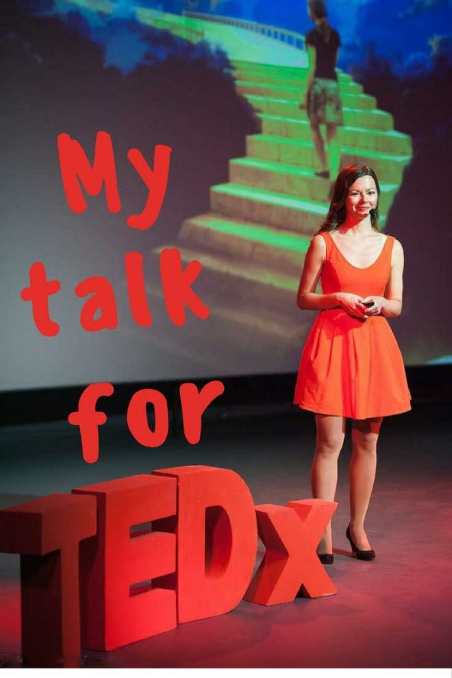 My tedx talk about the importnace of your dreams misstouristcom