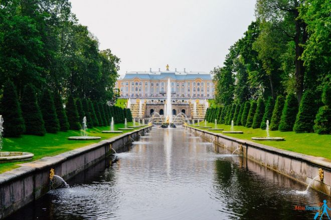 Peterhof Saint Petersburg