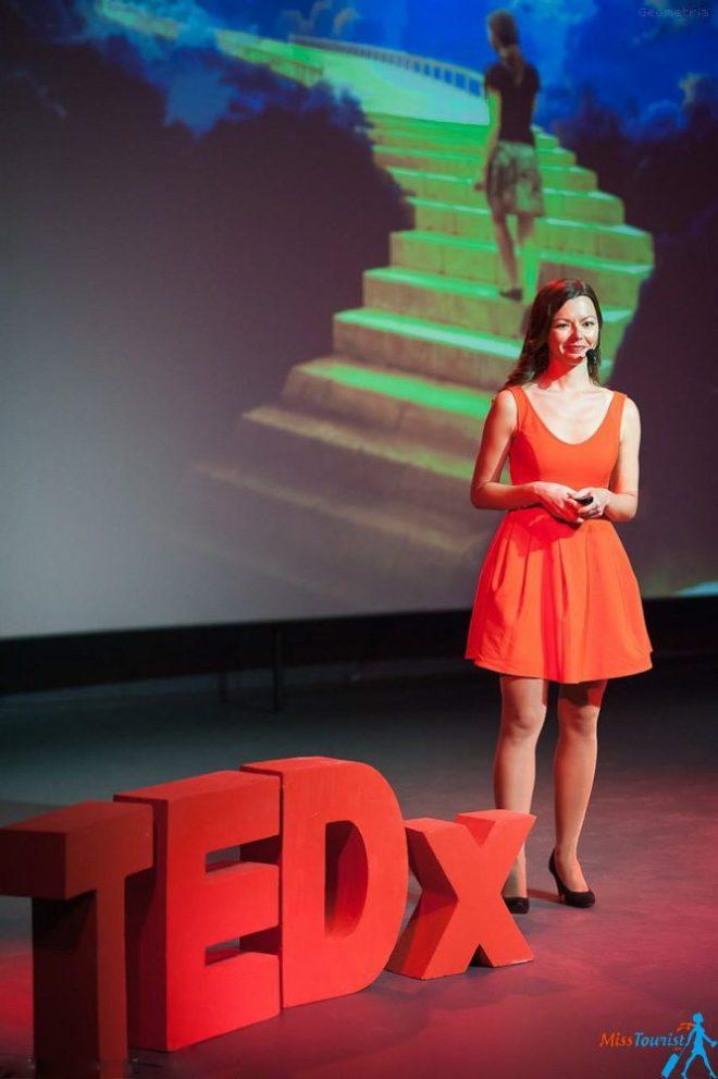 Tedx talk Yulia Misstourist Yekaterinburg Russia (4)