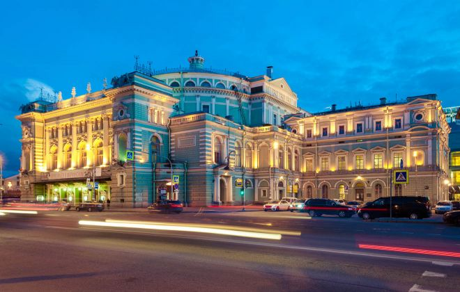 Top 11 Things To Do In Saint Petersburg Russia Mariinsky Theatre 1