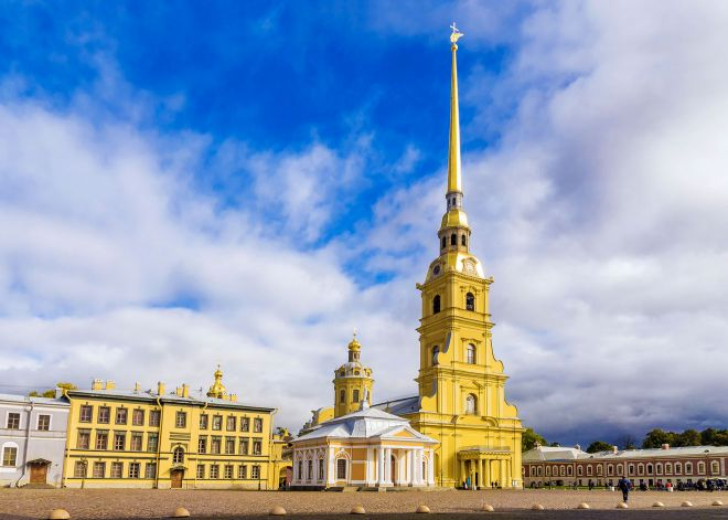 Top 11 Things To Do In Saint Petersburg Russia Peter and Paul Fortress