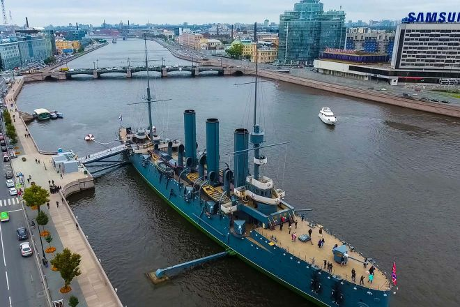 Top 11 Things To Do In Saint Petersburg Russia aurora ship