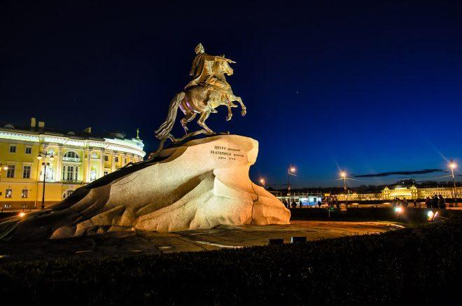 Top 11 Things To Do In Saint Petersburg Russia bronze horseman st petersburg