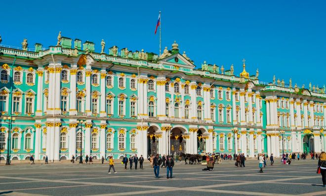 Top 11 Things To Do In Saint Petersburg Russia hermitage museum