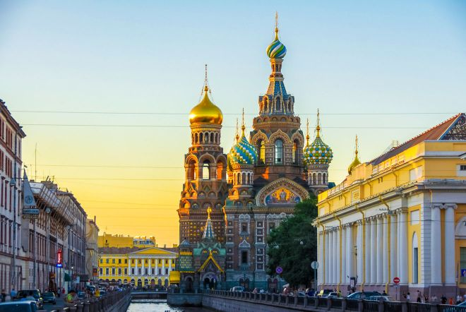 Top 11 Things To Do In Saint Petersburg Russia saint petersburg church 1