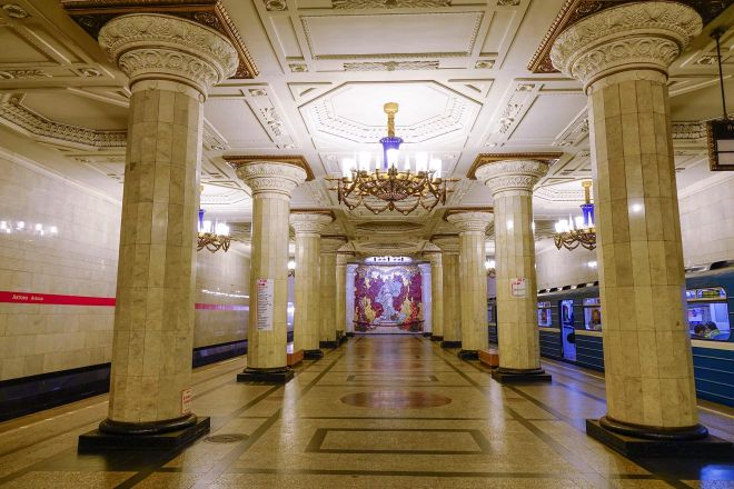 Top 11 Things To Do In Saint Petersburg Russia st petersburg metro