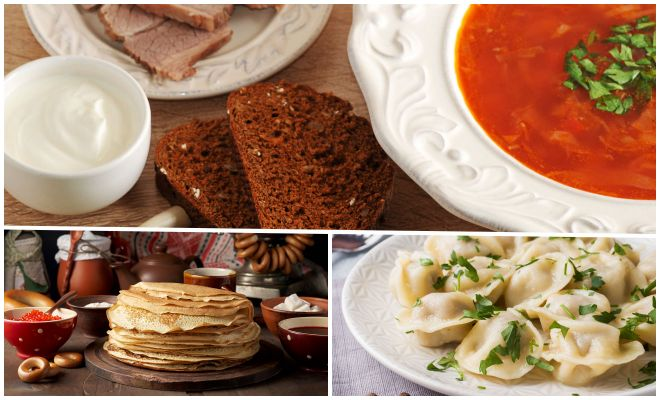 Top 11 Things To Do In Saint Petersburg Russia traditional russian food