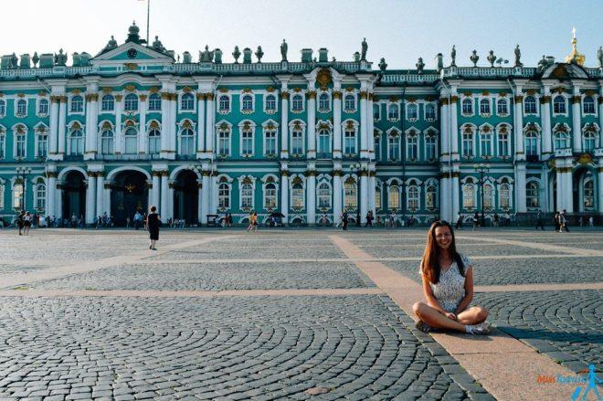 Winter Palace hermitage Saint Petersburg