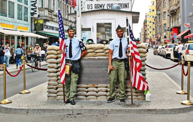 10 .checkpoint Charlie Berlin things to do in Berlin