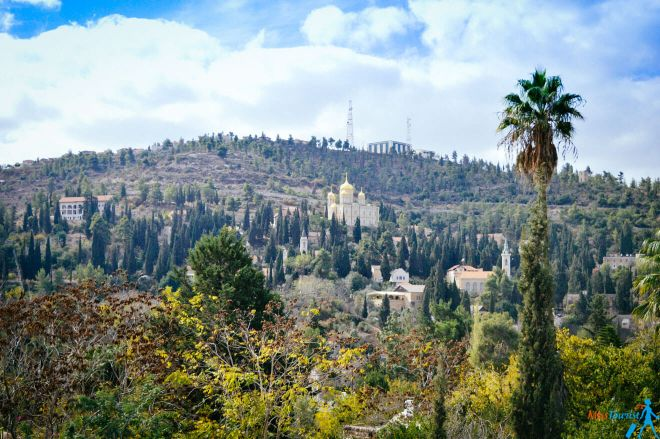 11 St. Mary Magdalene church Mount of Olives