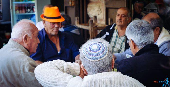 14 Shabbat in Jerusalem traditional