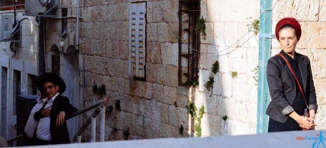 16 security in Jerusalem Israel