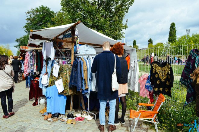 20 Flea market in Berlin germany