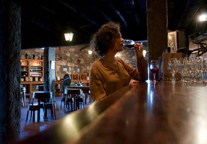 3. Visit a Port wine cellar