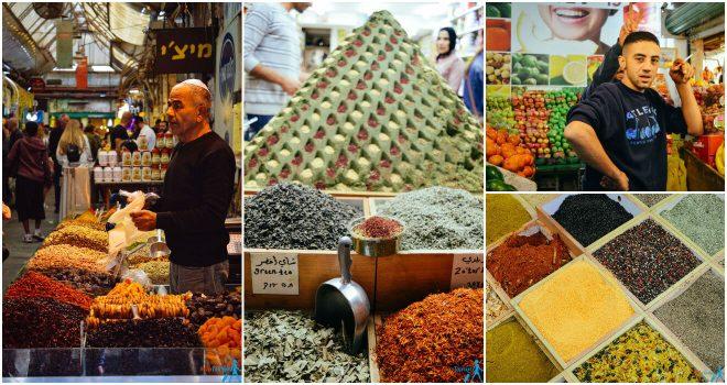 5 Machane Yehuda market restaurants
