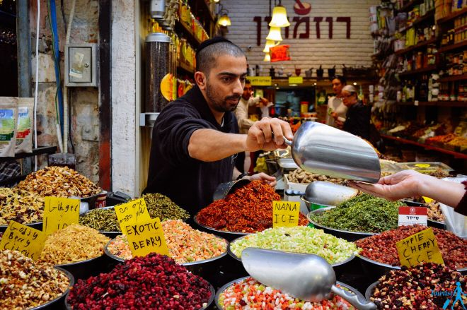7 food in Israel jerusalem
