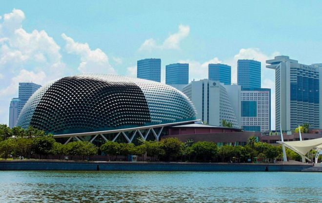 13 Best Things To Do In Singapore Esplanade Rooftop Garden tourist attractions in singapore